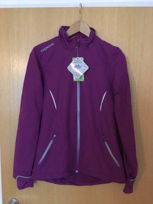 active Chaqueta deportiva violeta amarronado-violeta