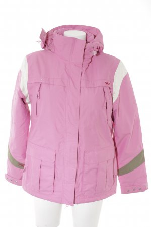 Outdoor Jacket pink-white casual look