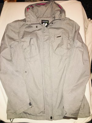 Outdoor Jacket light grey-grey