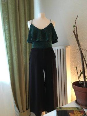 Zara Blusa sin espalda multicolor