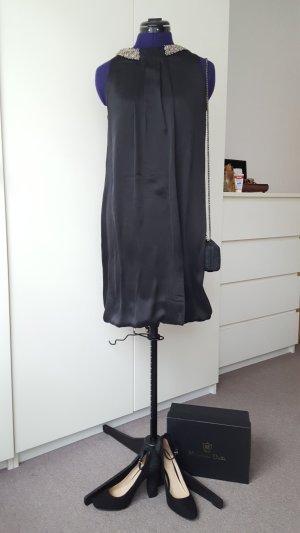 Outfit- Massimo Dutti dress size 36 + Massimo Dutti shoes size 38 + Massimo Dutti clutch