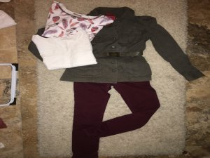 Outfit to choose