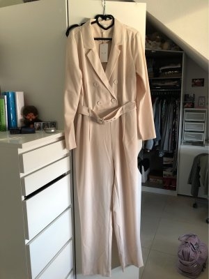 Vila Trouser Suit cream