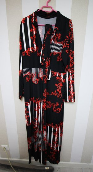 OVERALL ANZUG JUMPSUIT MUSTER BAROCK DESIGN BAROQUE CHIC
