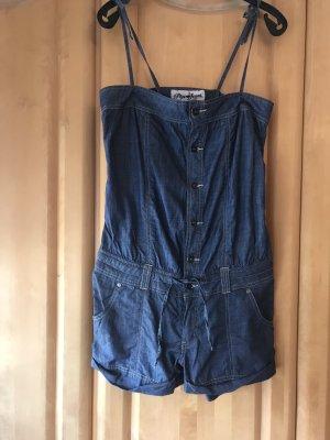 Overall Einteiler Jeans Jumpsuit / pepe jeans