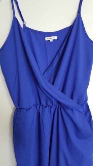 overall farbe blau S
