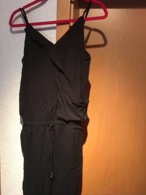 Anne L. Tailleur-pantalon noir