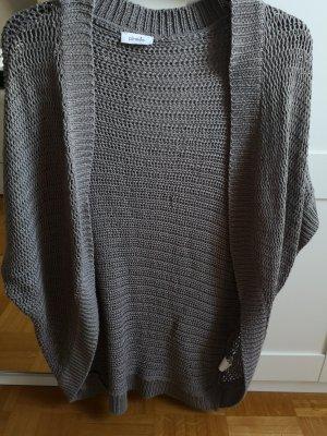 Pimkie Knitted Bolero grey lilac