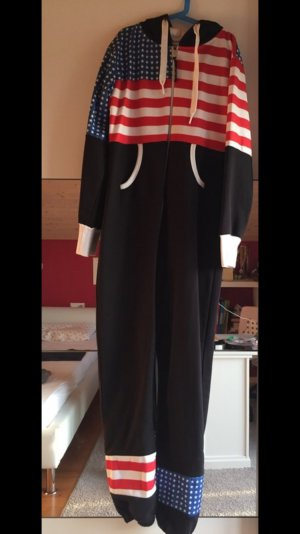 Overall/ Jumpsuit in amerikanischem Stil
