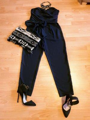 Peek & Cloppenburg Pantalone a 3/4 blu scuro