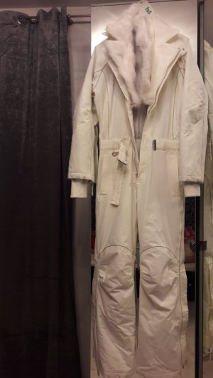Escada Traje de pantalón blanco