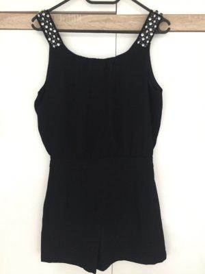 Overall schwarz von Zara