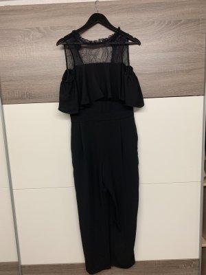 Zara Basic Tuta nero