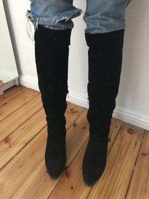 Overknee Boots Topshop