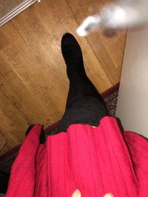 Overknee s Stiefel neuwertig