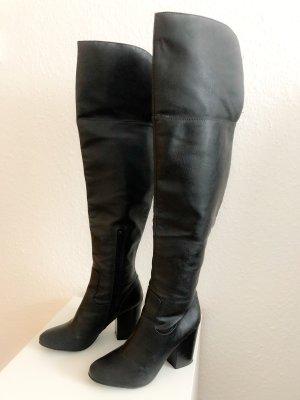 Arezzo High Heel Boots black