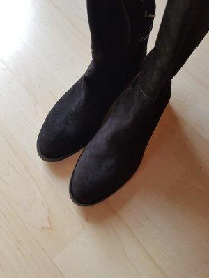 Overknee Stiefel Boots Marc Cain Echtleder