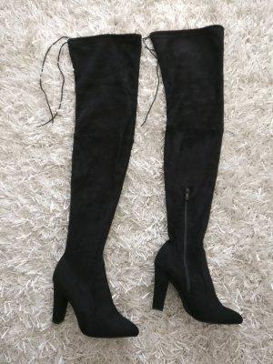Overknee Stiefel Boots von Public Desire
