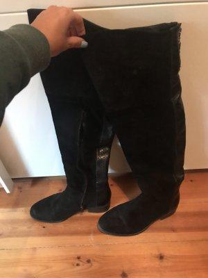 Cuissarde noir