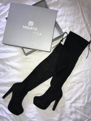 Overknee-Stiefel MIGATO