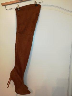 Cuissarde brun