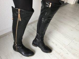 Overknee Stiefel, Roberto Cavalli Style