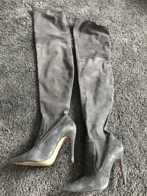 Overknee Stiefel von Zara Woman