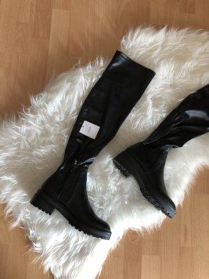 Bershka Stivale cuissard nero