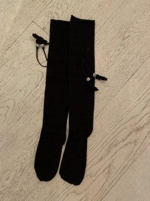 Calzedonia Puño negro Algodón