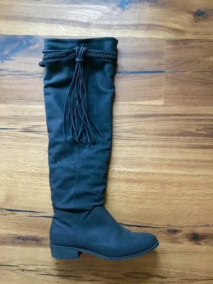 H&M Divided Cuissarde gris anthracite