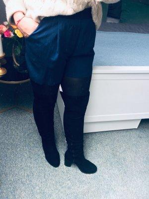 Asos Kniehoge laarzen zwart