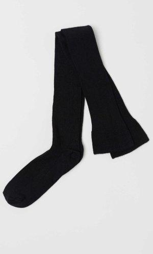 Overknees Socken