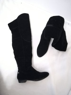 Blink Overknees black