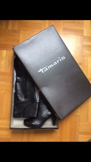 Overknees von Tamaris (echt Leder)