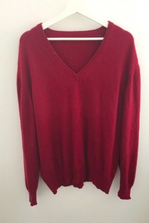 Oversize 100 % cashmere Pullover