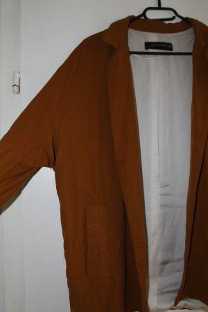 Zara Blazer orange foncé