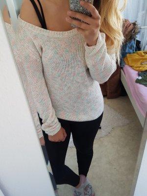 oversize bloggerpullover in Pastellfarben