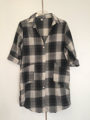 Oversize Bluse / Bluse Kleid