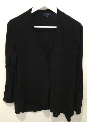Oversize Bluse in schwarz von Darling