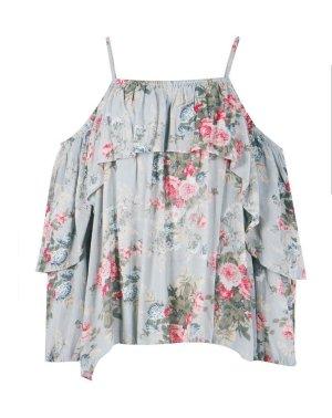 Oversize Bluse von BOOHOO