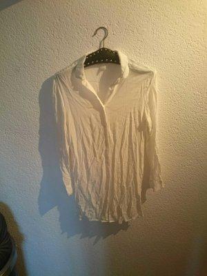 Oversize bluse von h und m