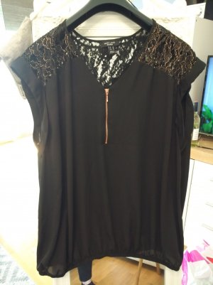 New Look Oversized Shirt black