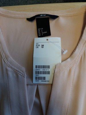 Oversize Blusentop H&M Gr.36 Neu