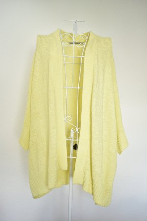 Oversize Cardigan Cape by Zara
