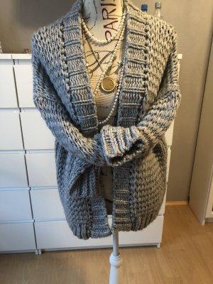 natascha Cardigan a maglia grossa multicolore