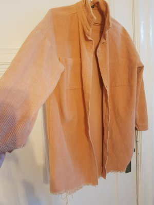 Oversized Jacket apricot