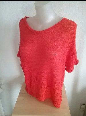 H&M Crochet Shirt multicolored
