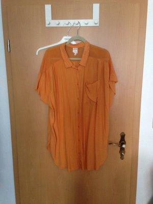 Oversize Hemd/Bluse/Kleid
