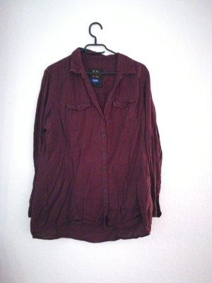 Oversize-Hemd in Größe L