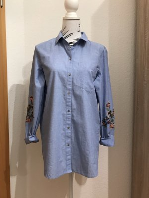 Esprit Long Sleeve Shirt azure